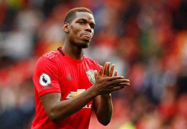 Man Utd : la mise au point de Pogba sur son avenir