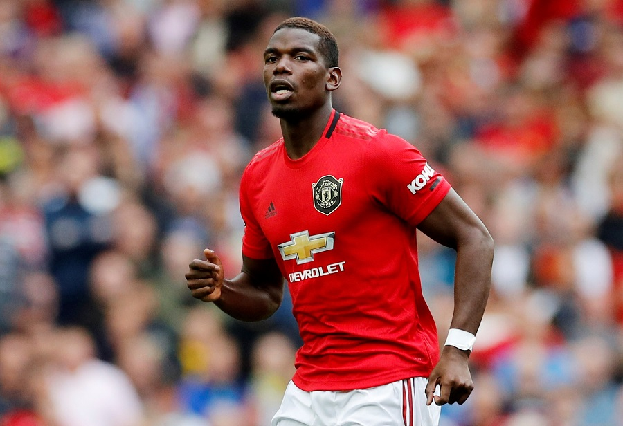 Man Utd : la mise au point de Pogba sur son avenir