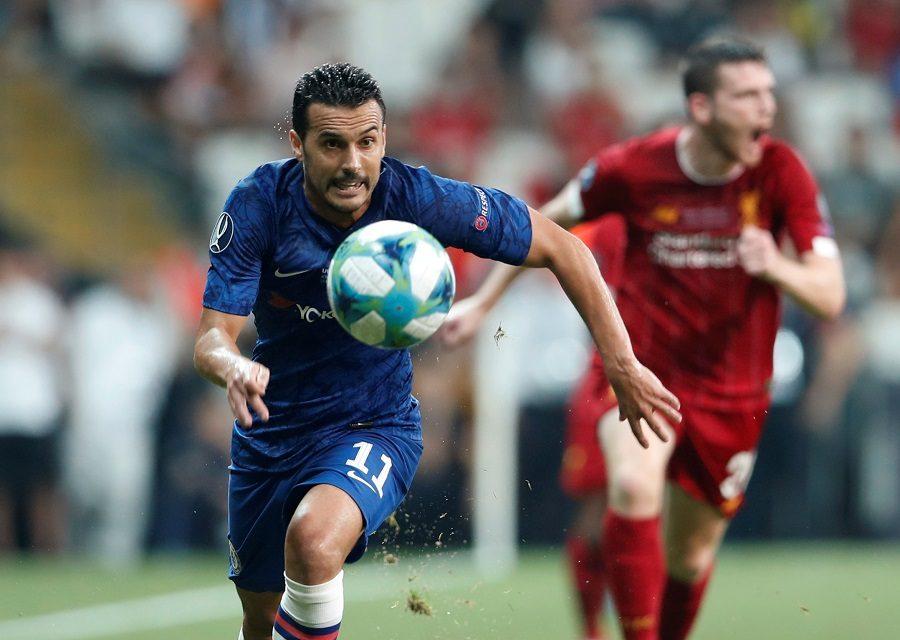 Chelsea : Pedro a un souhait pour la suite de sa carrière