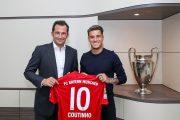 Officiel : Philippe Coutinho rejoint le Bayern Munich
