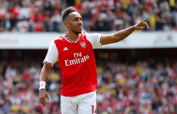 Arsenal : les négociations de la prolongation d'Aubameyang au point mort