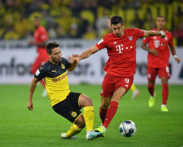 Dortmund : Raphaël Guerreiro en route pour une prolongation