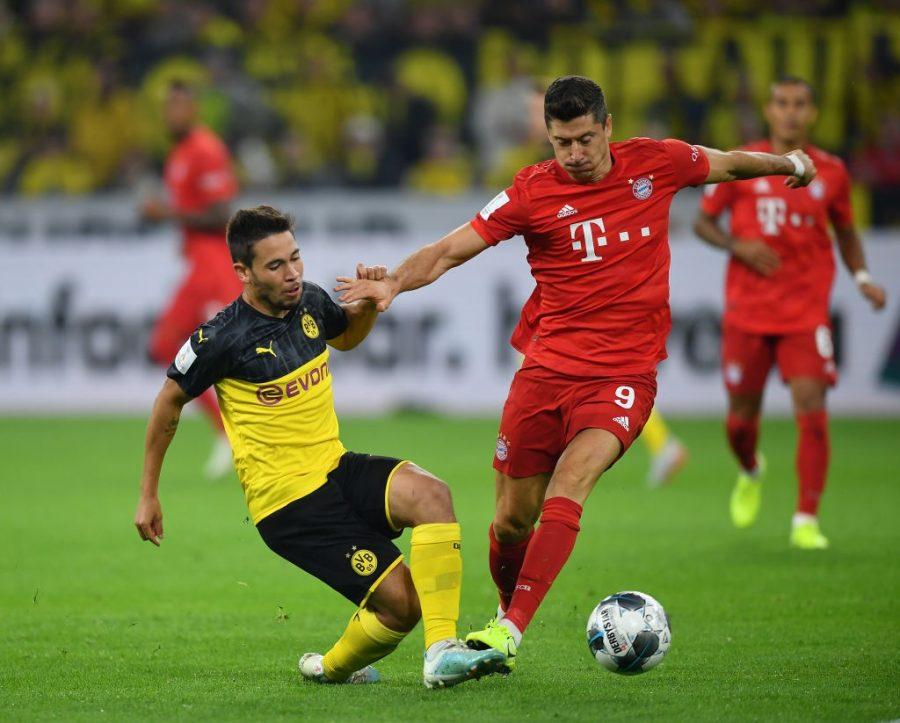 Dortmund : Raphaël Guerreiro a une offre de contrat sur sa table