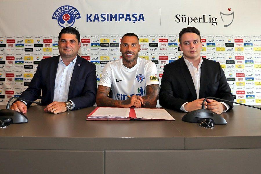 Officiel : Ricardo Quaresma à Kasimpasa