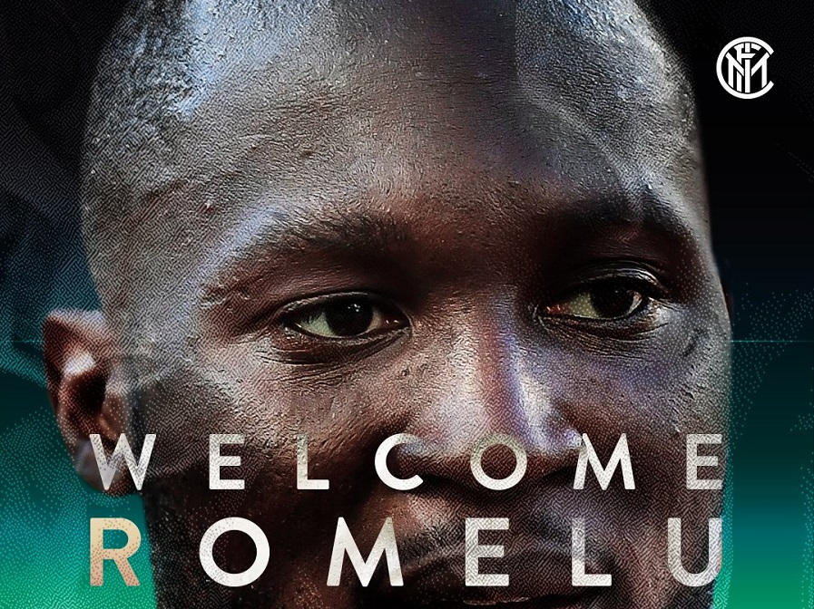 Officiel : Romelu Lukaku signe à l'Inter Milan