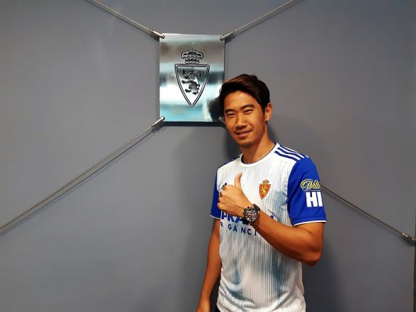Officiel : Shinji Kagawa file au Real Saragosse
