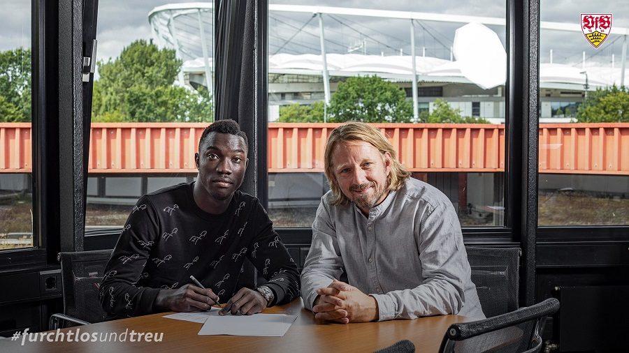 Officiel : Silas Wamangituka signe au VfB Stuttgart