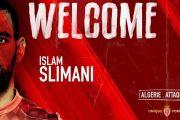 Officiel : Slimani débarque à Monaco