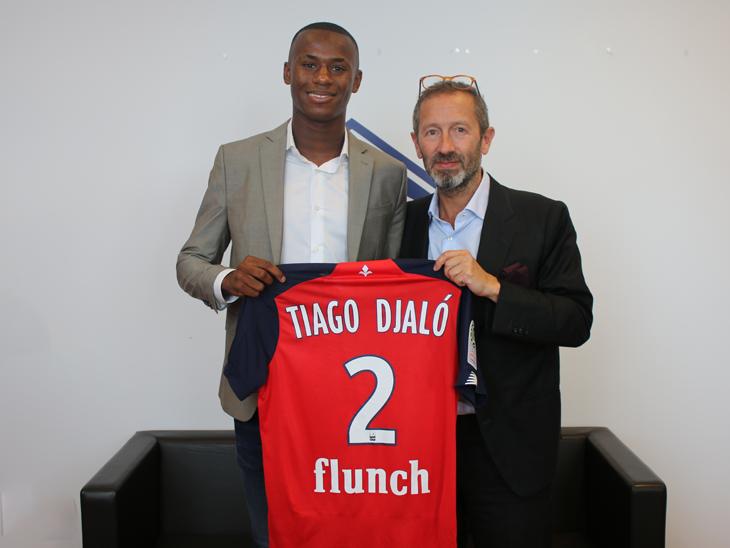 Officiel : Tiago Djalo rejoint le LOSC