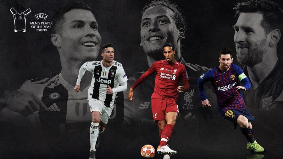 Officiel : les nominés pour le trophée de joueur UEFA de la saison sont connus