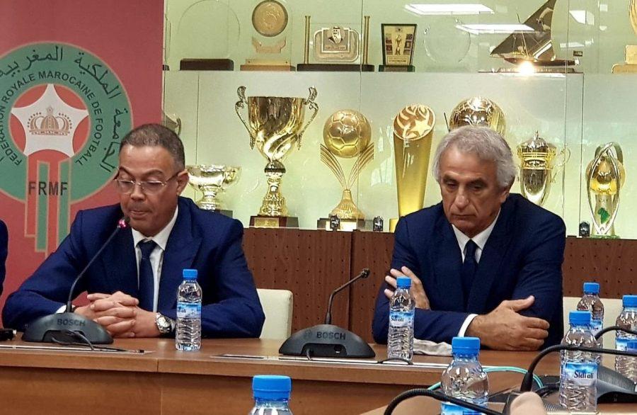 Officiel : Vahid Halilhodzic nommé sélectionneur du Maroc