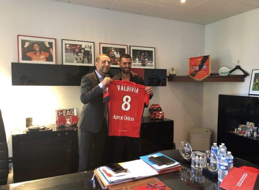 Officiel : Pierrick Valdivia signe à l'En Avant et remplace Lucas Deaux