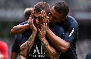 PSG : ça négocie avec Marco Verratti