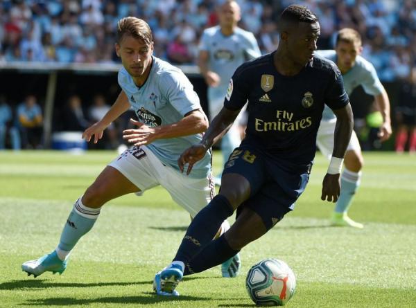 Mercato – Real Madrid : une touche anglaise pour Vinicius Jr