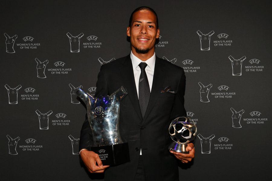 Officiel : Virgil Van Dijk, joueur UEFA de l'année