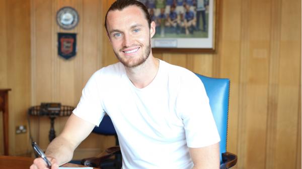 Officiel : Will Keane se relance à Ipswich Town