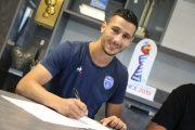 Officiel : Yoann Touzghar prolonge à l'ESTAC