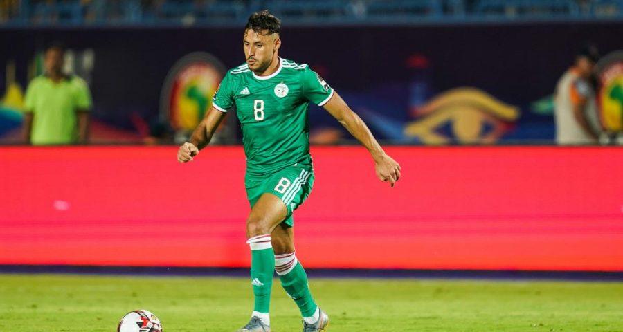 Youcef Belaïli veut jouer en Europe