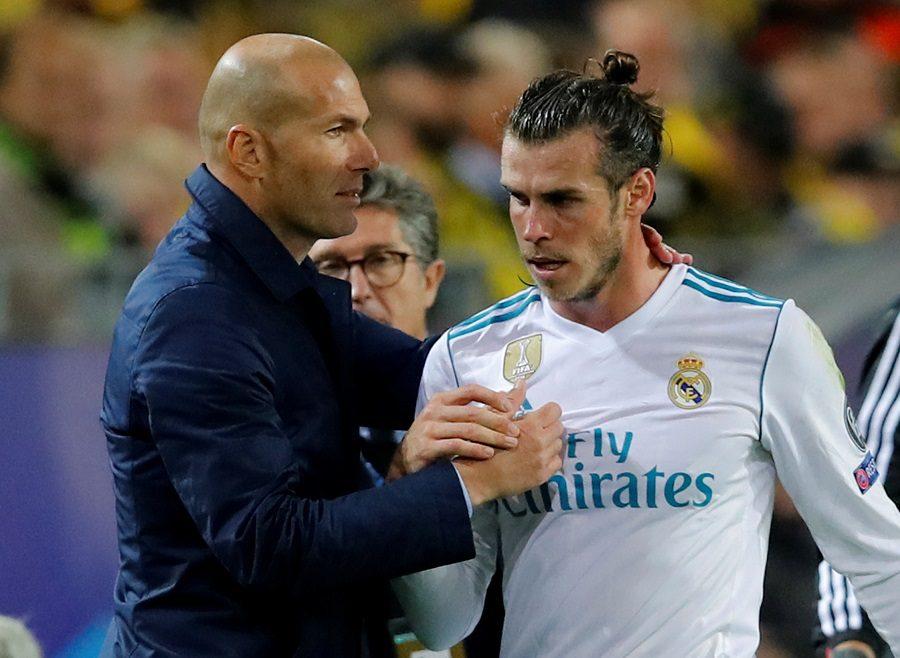 Real Madrid : Bale va rester