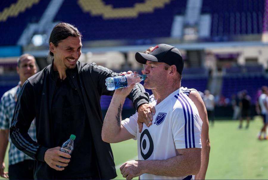 Le conseil mercato de Zlatan et Rooney pour Paul Pogba