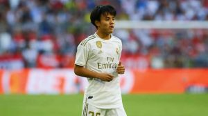 Real Madrid : Takefusa Kubo file à Majorque