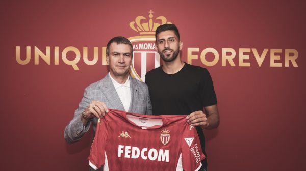 Officiel : L'AS Monaco signe Maripan