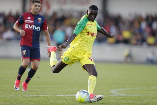 Nantes va prêter un attaquant