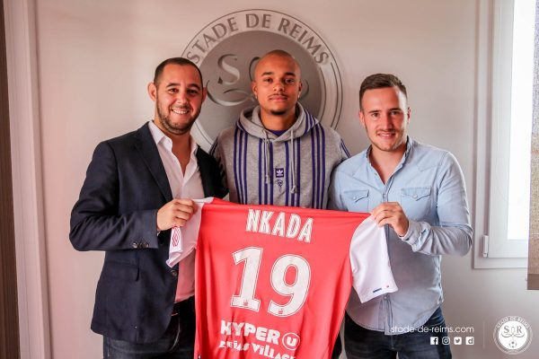 Officiel : Reims signe Nkada