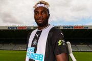 Officiel : Allan Saint-Maximin débarque à Newcastle