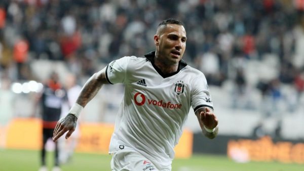 Officiel : Quaresma quitte Besiktas