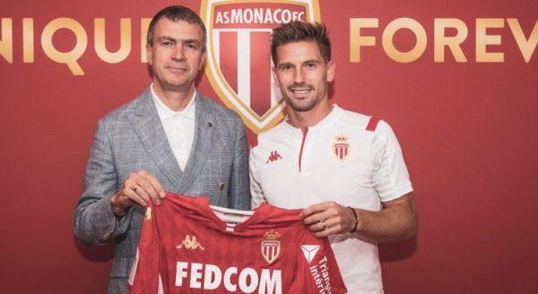 Officiel : Adrien Silva revient à Monaco