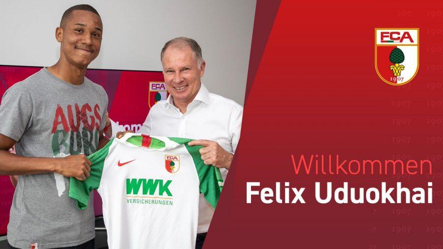 Officiel : Uduokhai rejoint Augsbourg
