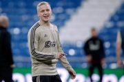 Real Madrid : un accord avec Donny Van de Beek annoncé !