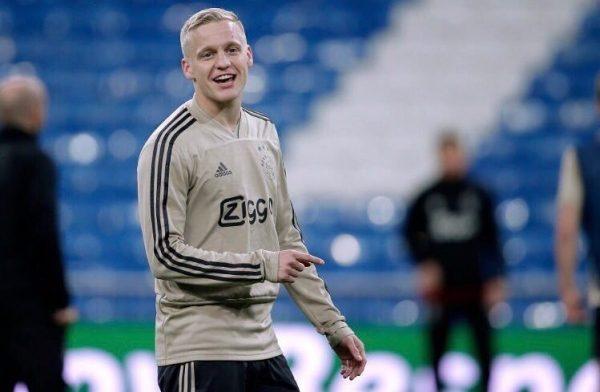 Ajax : Donny Van de Beek a pris une décision pour ce mercato