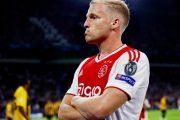 Ajax : Van de Beek devrait rester
