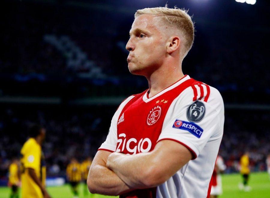 L'Ajax aurait accepté une offre de 60M€ pour Donny van de Beek