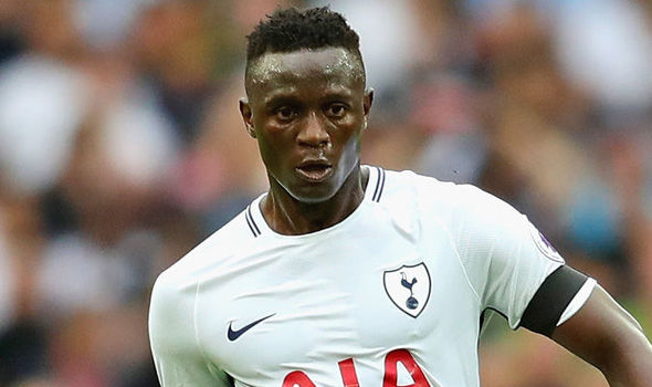 Tottenham : direction la Belgique pour Victor Wanyama