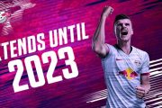 Officiel : Timo Werner prolonge au RB Leipzig