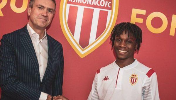 Officiel : Arthur Zagre débarque à l'AS Monaco