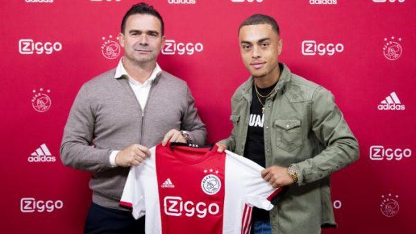 Ajax : c'est officiel pour Sergino Dest