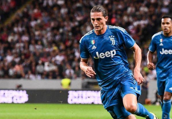 Mercato – Juventus : Adrien Rabiot toujours ciblé par les Toffees