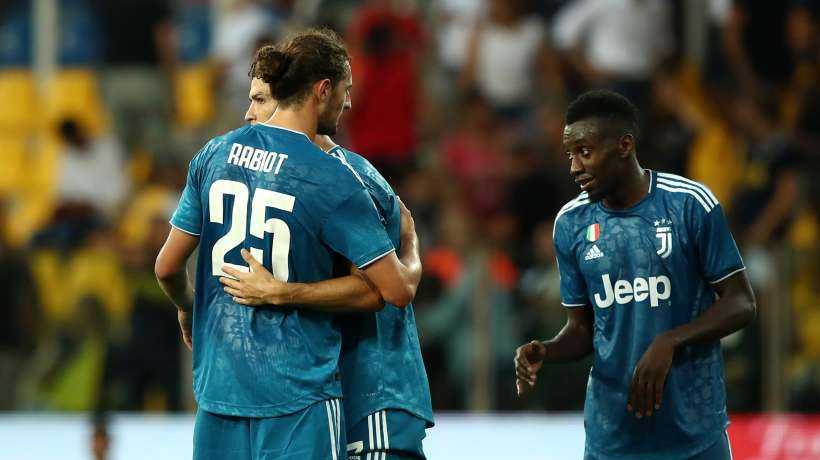 Juventus : Maurizio Sarri justifie le faible temps de jeu d'Adrien Rabiot