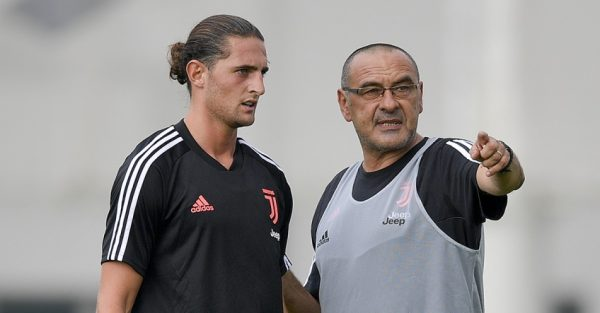 La Juventus compte sur Adrien Rabiot
