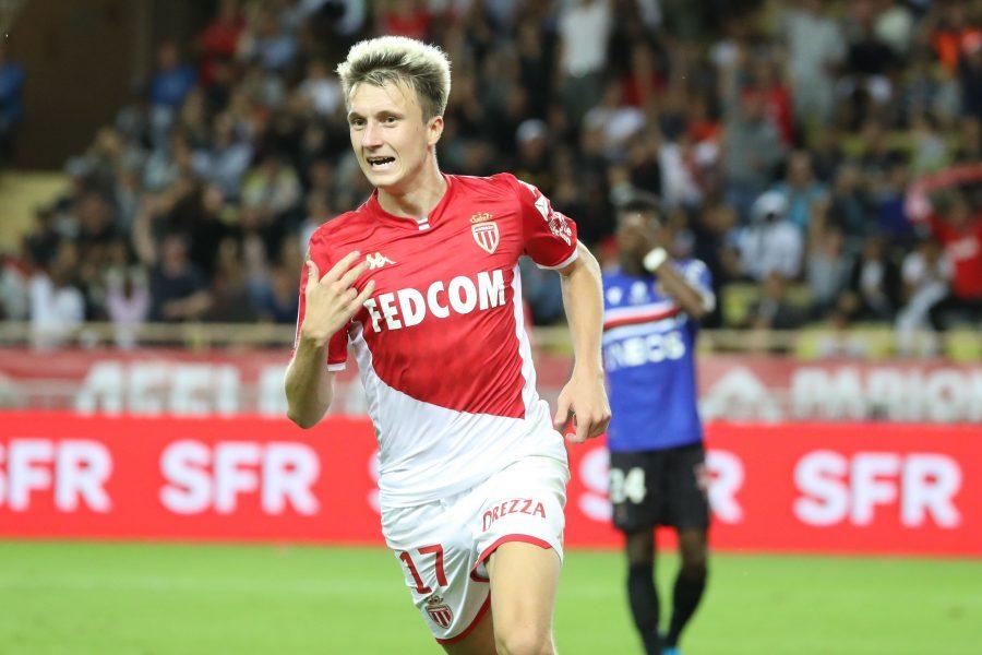 AS Monaco : Aleksandr Golovin aurait prolongé son contrat