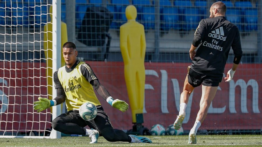Real Madrid : les premiers mots ambitieux d'Alphonse Areola