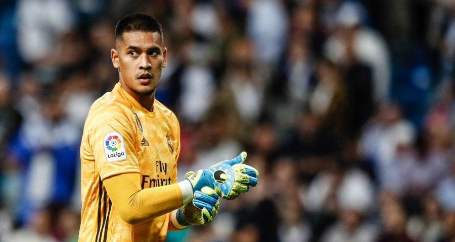 Alphonse Areola pourrait couter une fortune au Real Madrid