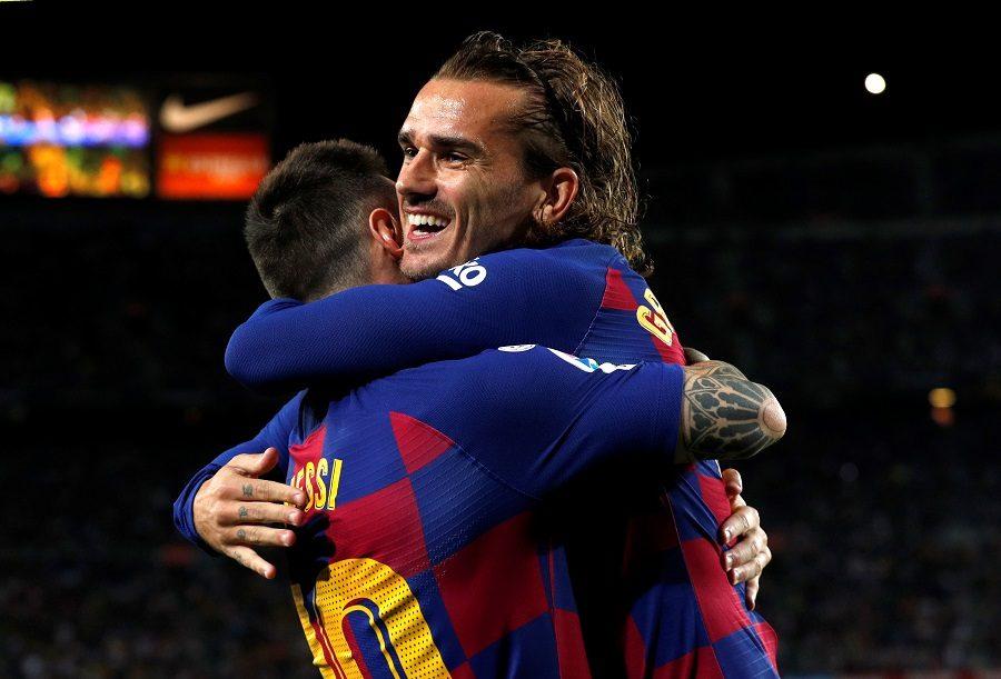 FC Barcelone : la «connexion» Messi – Griezmann en quelques passes