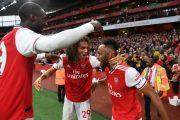 Arsenal : Guendouzi et Aubameyang sauvent les Gunners