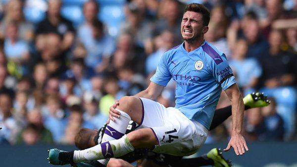 Man City : Pep Guardiola dévoile la durée d'absence d'Aymeric Laporte
