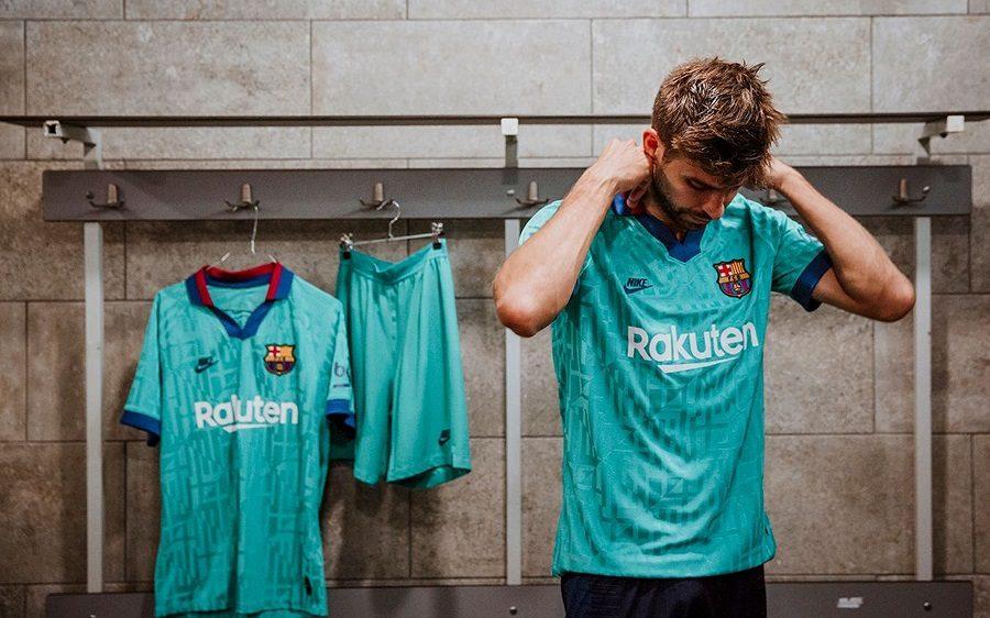 FC Barcelone : le maillot third 2019/2020 dévoilé